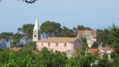 L'église St Antoine de Veli Losinj