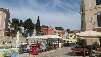 Le petit port de Veli Losinj