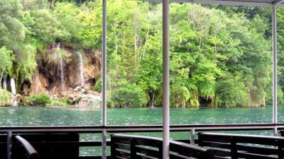 Les lacs et cascades du Parc National de Plitvice (Croatie)