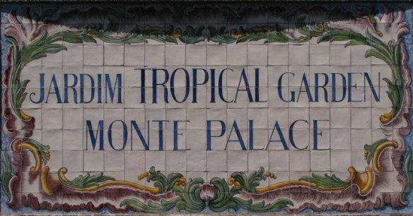 Le jardin tropical de Monte Palace - Funchal (Madère)