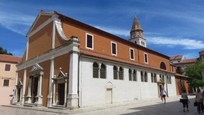 L'église St Siméon de Zadar