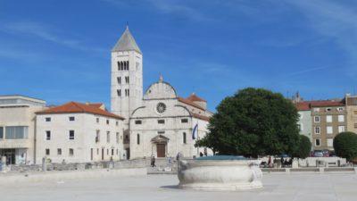L'église Ste Marie de Zadar