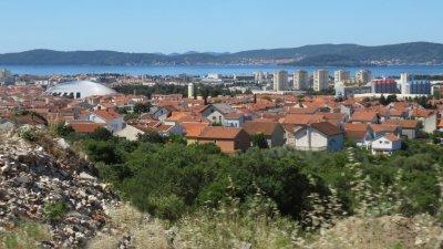 Zadar (Croatie)