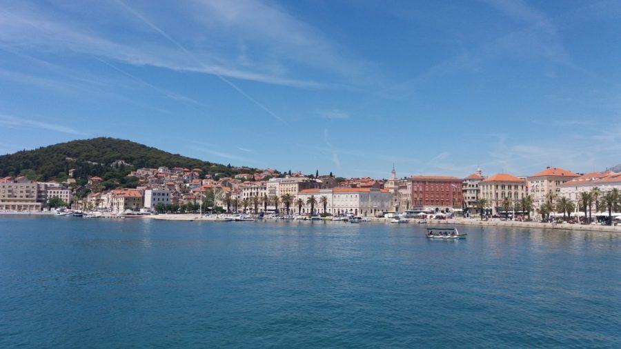 La très belle ville de Split