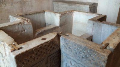 Tombes dans le palais de Dioclétien - Split