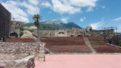 La forteresse Kanli Kula de Herceg Novi - Monténégro