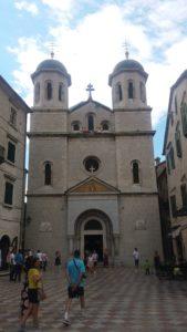 L'église St Nicolas de Kotor - Monténégro