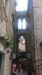 Les ruelles de la vieille ville de Kotor - Monténégro