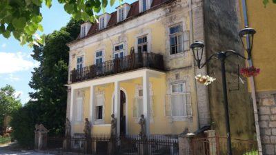 Vieille maison de Cetinje - Monténégro