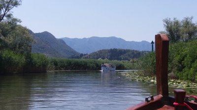 Direction le lac Skadar - Monténégro