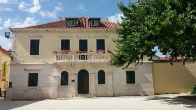 Maison cossue de Skradin - Croatie