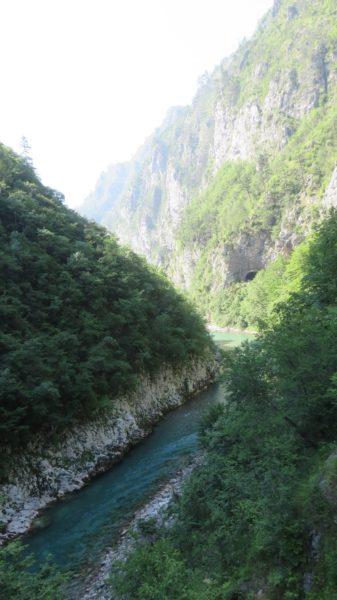 Le canyon de la Tara - Monténégro