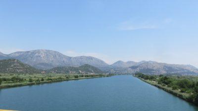 La Neretva à Komin - Croatie