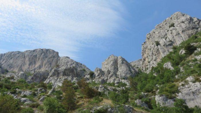 Les remparts de la vieille ville de Dubrovnik - Croatie
