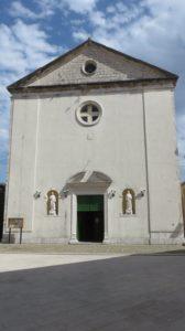 Eglise de Skradin - Croatie