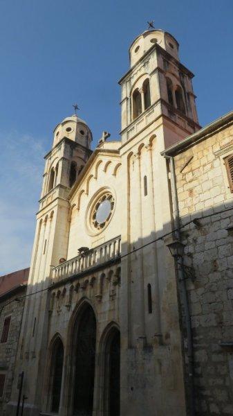 L'église St Spyridon - Skradin (Croatie)