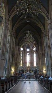 La cathédrale de Zagreb