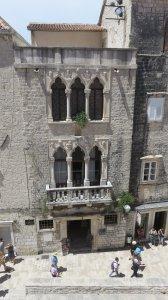 Le palais Cipiko de Trogir