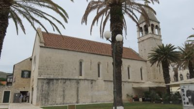 L'église St Dominique de Trogir