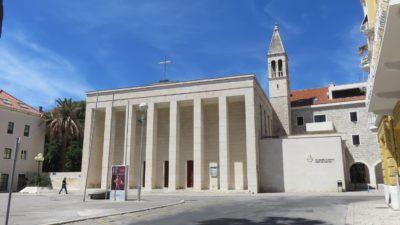L'église et le monastère de Notre Dame de la Santé - Split