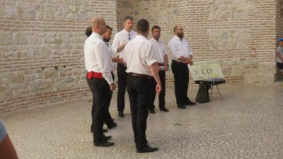 Chanteurs croates - Split