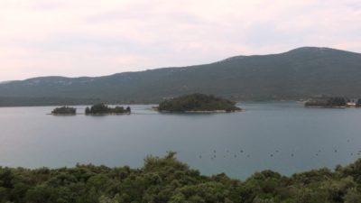 Sur la presqu'île de Peljesac - Croatie
