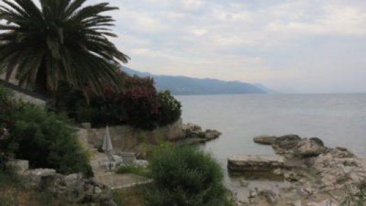 bord de mer à Orebic - Croatie