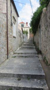 Les rues de la vieille ville - Dubrovnik