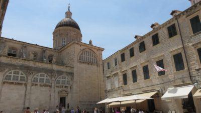 La cathédrale de l'Assomption - Dubrovnik