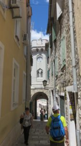Dans les ruelles d'Herceg Novi - Monténégro