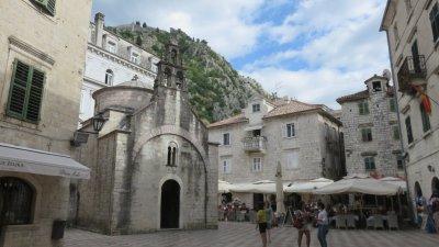 L'église St Luc - Kotor (Monténégro)