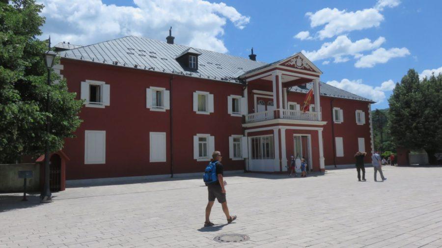 Musée et ancien Palais du roi Nicolas, dernier roi du Monténégro