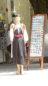 Dans les rues de Cetinje - Monténégro