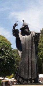 La statue de Grégoire de Nin - Split