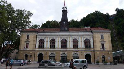 Le théâtre de marionnettes de Ljubljana - Slovénie