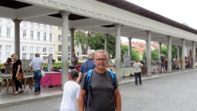 Au marché de Ljubljana