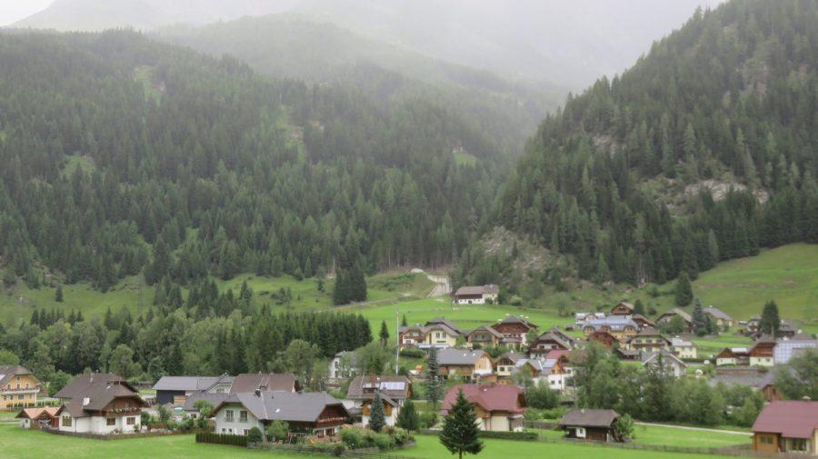 Village autrichien