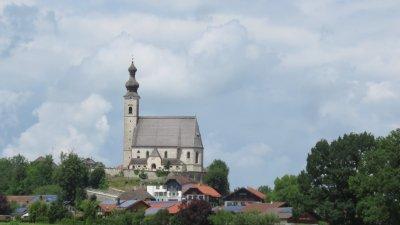 Belle église allemande
