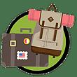 Organisation des bagages