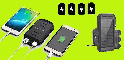 Batterie de secours nomade
