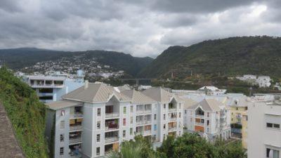 Vue sur St Denis (Réunion)