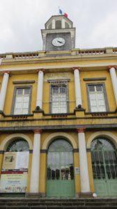 L'hôtel de ville de St Denis (Réunion)