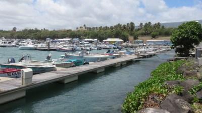 Le port de plaisance de Ste Marie (Réunion)