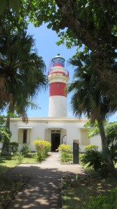 Le phare de Bel Air - Ste Suzanne (Réunion)