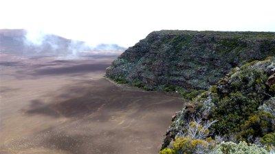 Le Morne Langevin et la Plaine des Sables