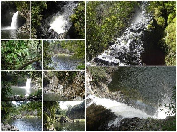 Bassin la Paix Bassin la Mer - Réunion