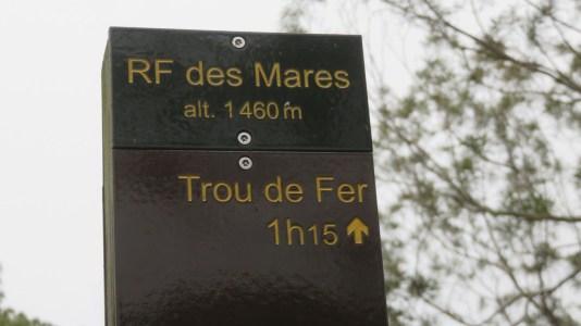 La randonnée du Trou de Fer (Réunion)