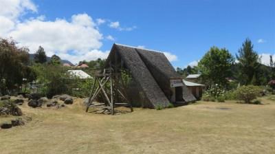 Eglise de La Nouvelle - Cirque de Mafate - Réunion