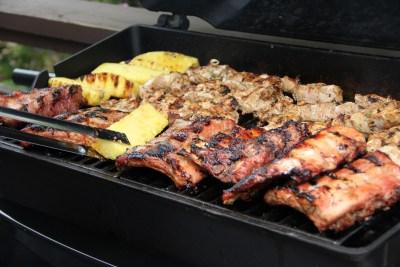 BBQ en Australie