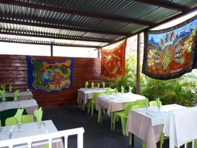 Restaurant Ti Chouchou - Hell Bourg